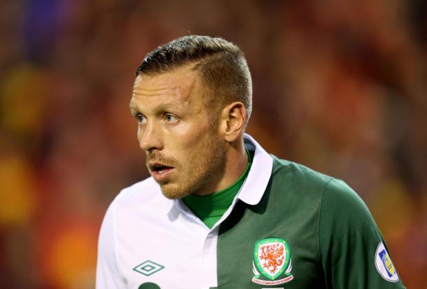 FAREWELL: Former Wales star Craig Bellamy has announced his retirement