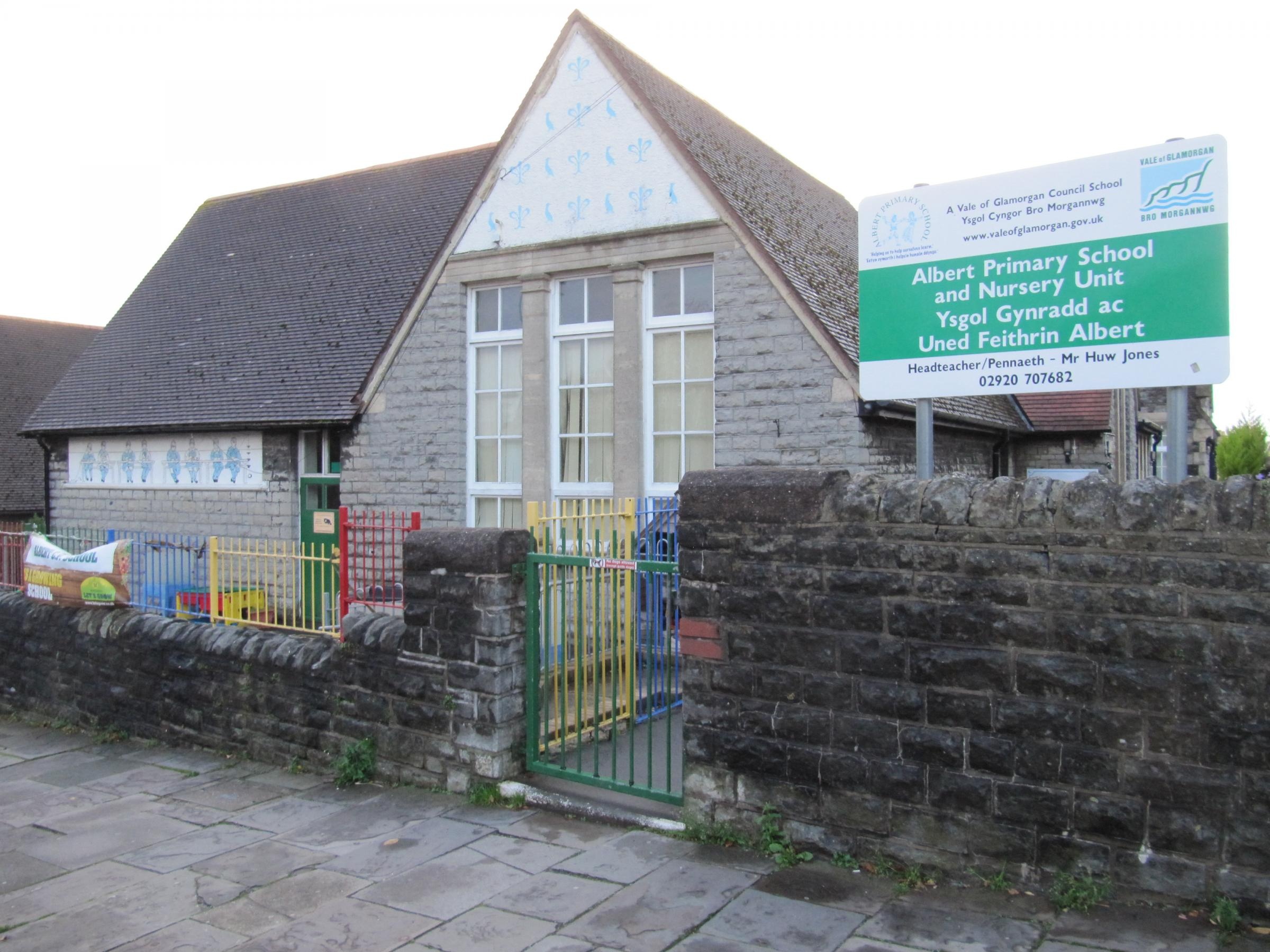 SCHOOL: Albert Primary School broke up for the summer break last week (8431343)