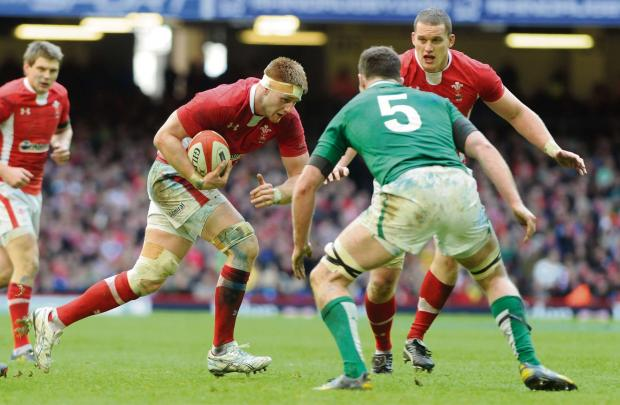 Penarth Times: Gatland calls for Coombs to lead the Welsh charge