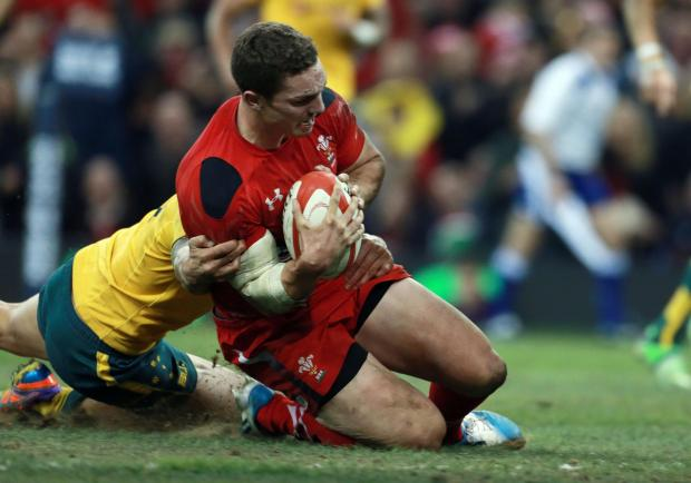 Wales wing George North gets green light for first Test