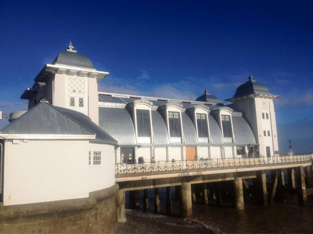 OPENING HOURS: Penarth Pier Pavilion is set to extend its opening hours (5427509)
