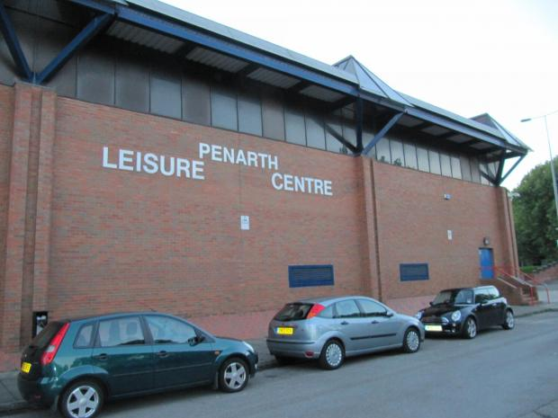 GYM: It is hoped the Penarth Leisure Centre gym will reopen next Monday, March 17 (3534578)