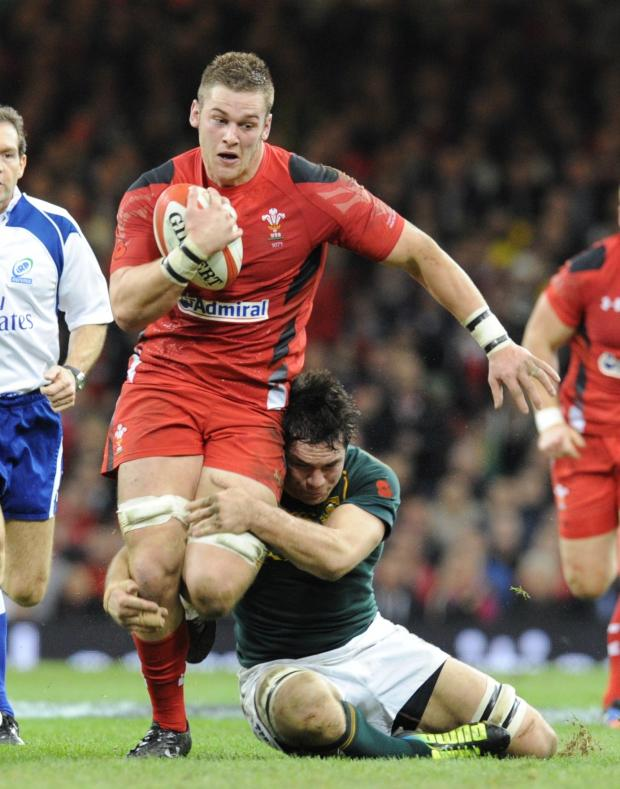 Penarth Times: Lydiate fit to lead Wales against Kings