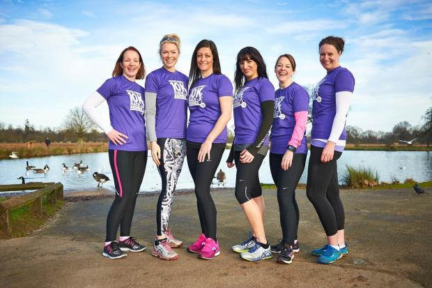EARLY BIRD: Nell McAndrew and runners launching Women's Running 10k (3680640)