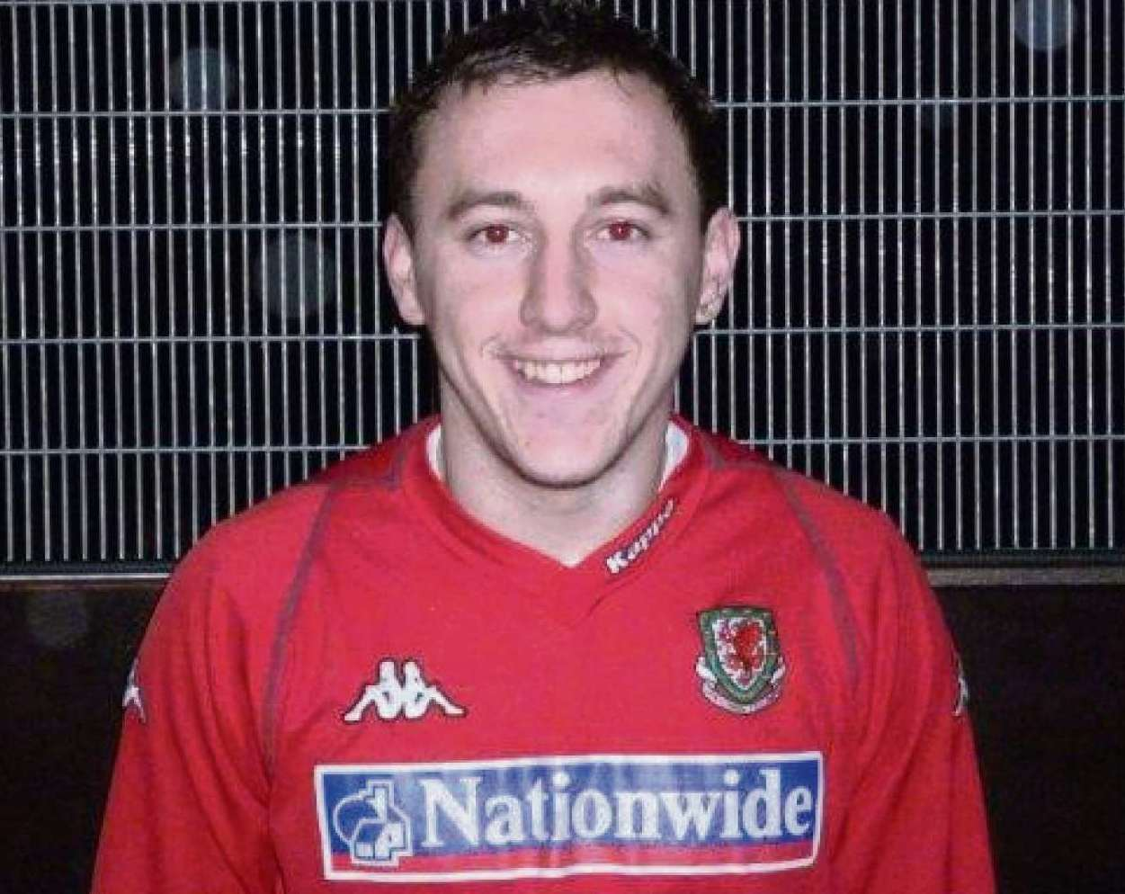 VITAL STRIKE: Sully Sports' striker Alex Long came up with the only goal of the match in Saturday's victory at Ynyshir Albion.