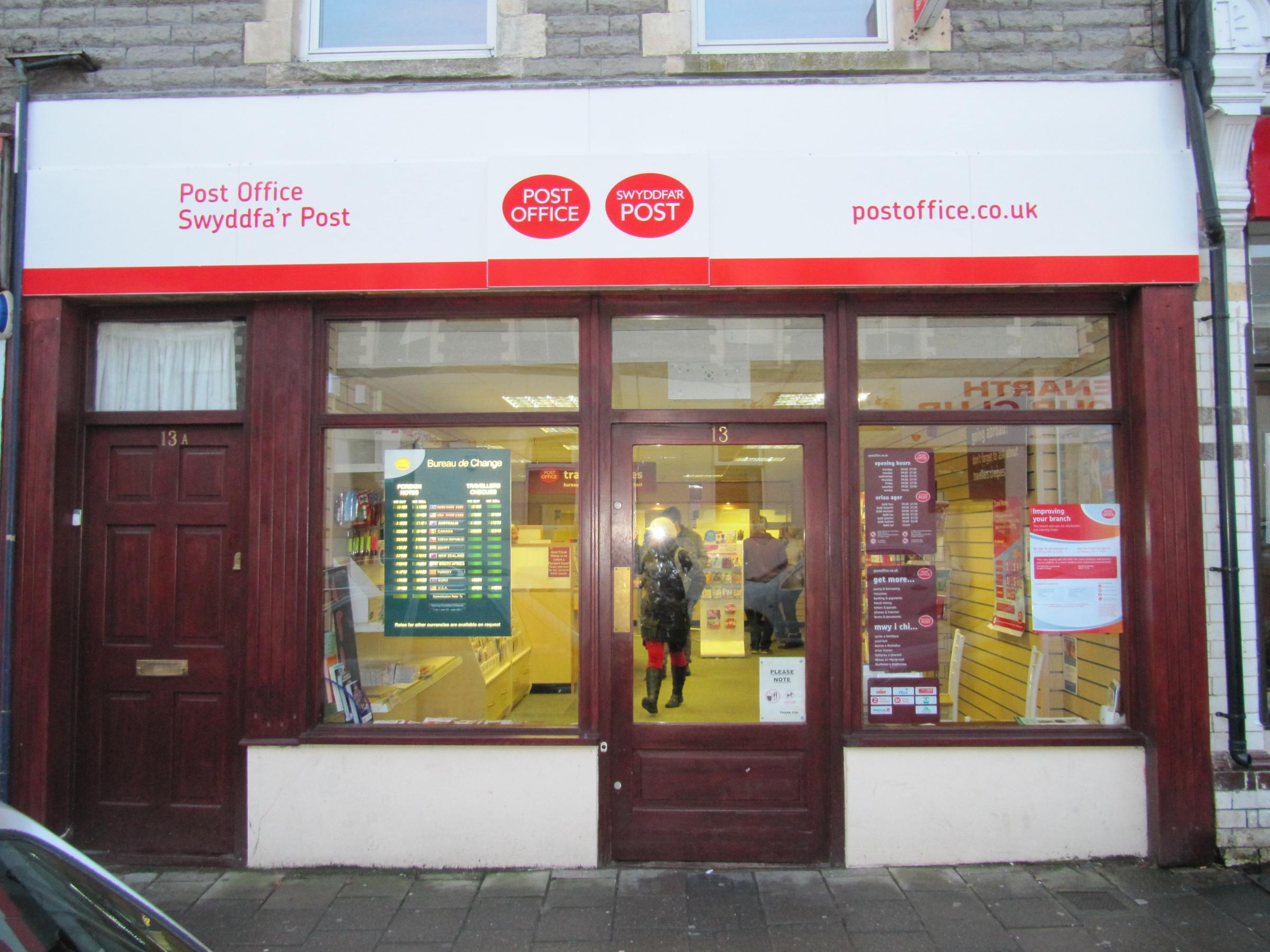 Penarth Post Office to be modernised with longer opening hours