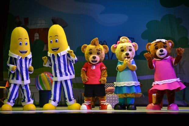 COMPETITION: Win tickets to see Bananas in Pyjamas