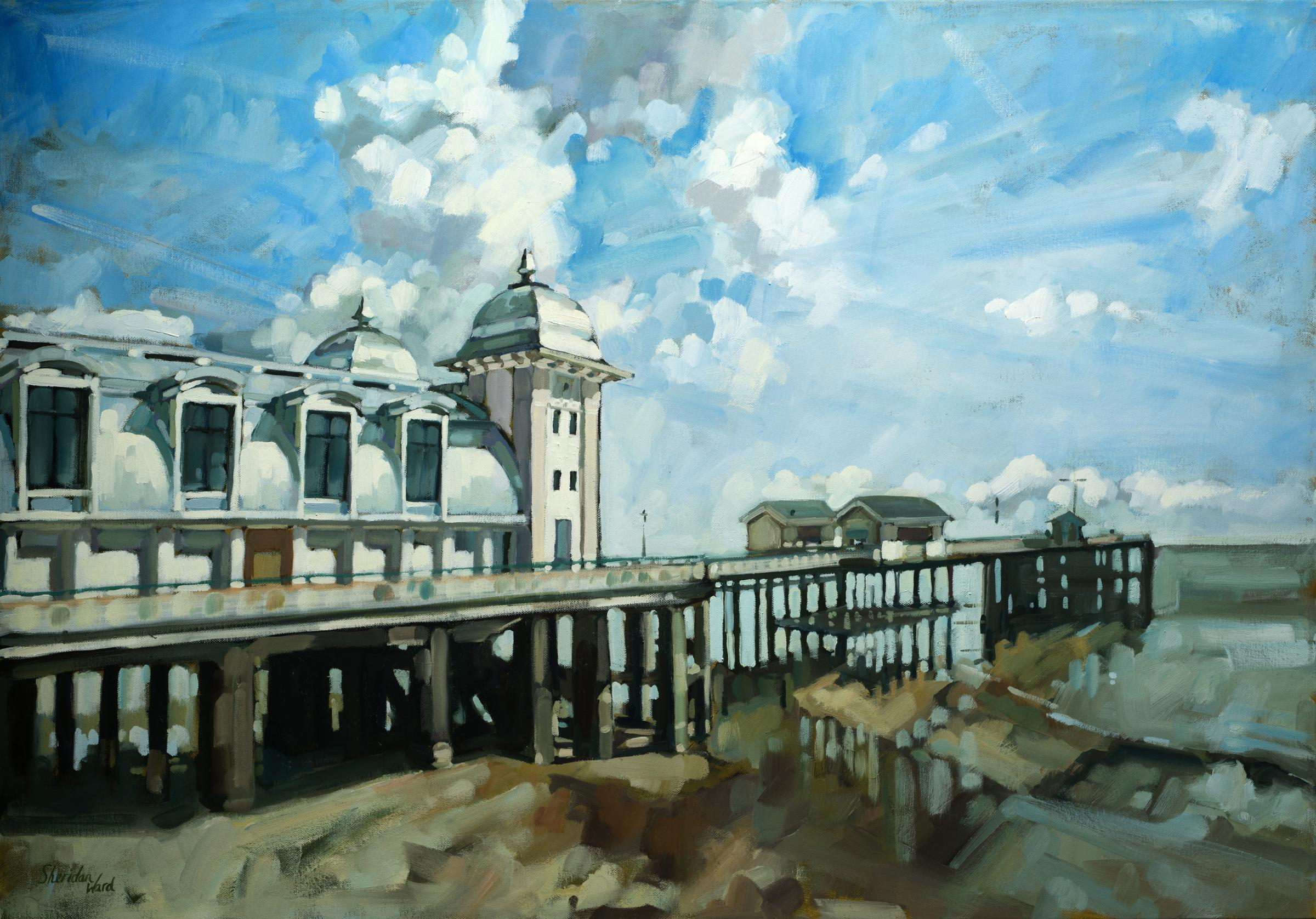 Penarth Pier Pavilion to host first fine art exhibition