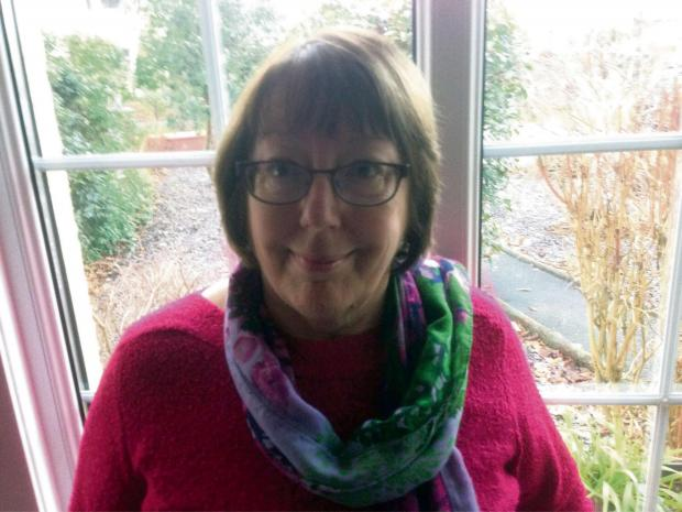 Penarth Times: LOCAL WRITER: Jan Marsh who will be launching her book at the Kymin, Penarth. (4037733)