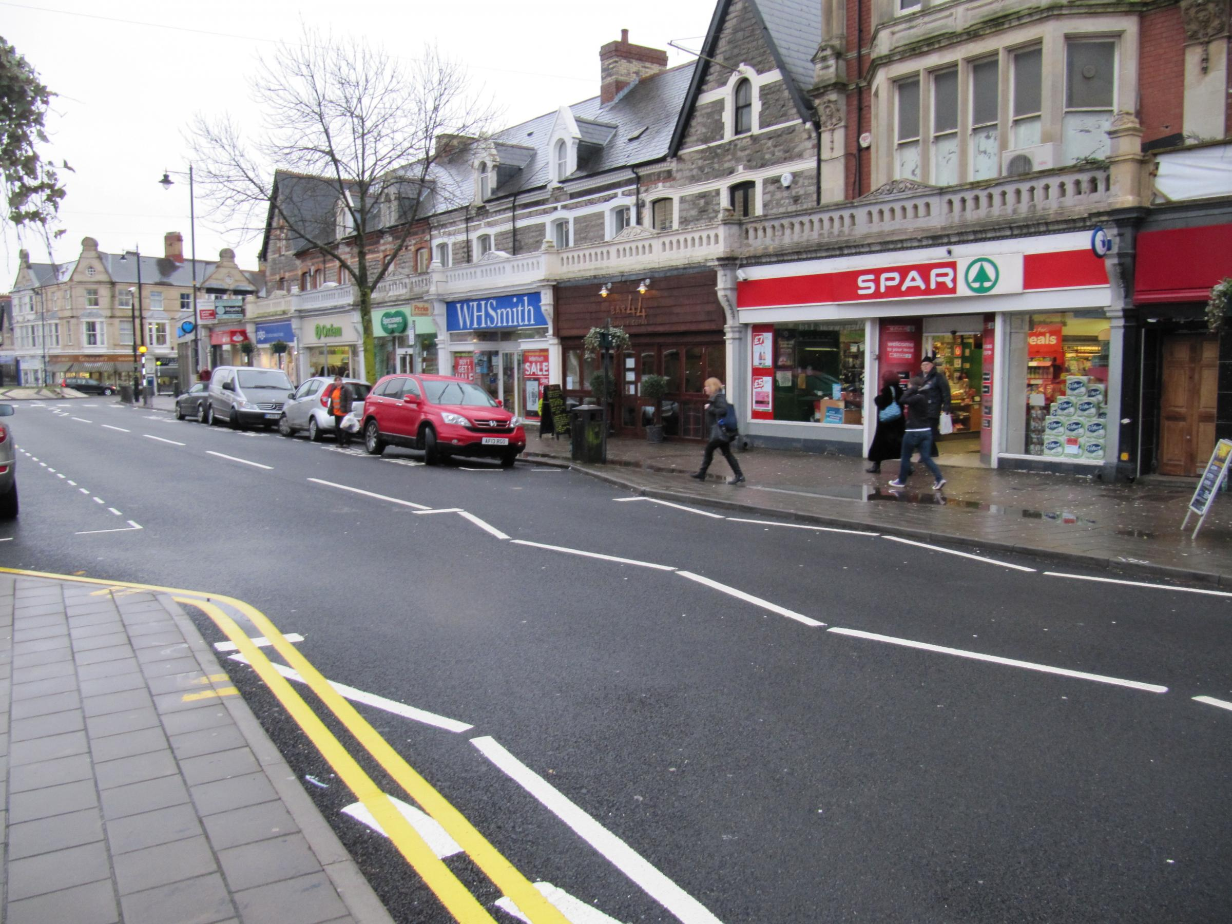 TOWN CENTRE: Penarth is hoping to become only the third Business Improvement District in Wales (6798193)