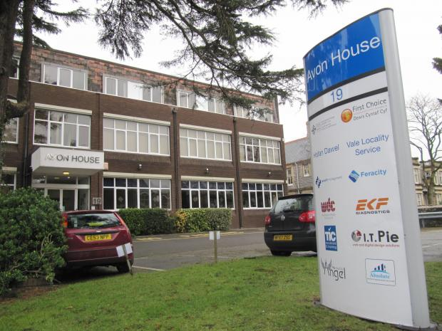 Penarth Times: SUCCESSFUL: EKF Diagnostics Holdings plc is based at Avon House on Stanwell Road  (4615305)