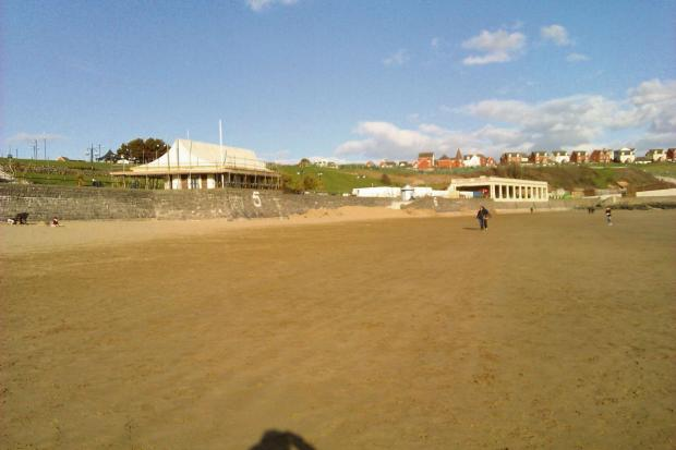Penarth Times: Top water quality at Barry Island beach (5398711)