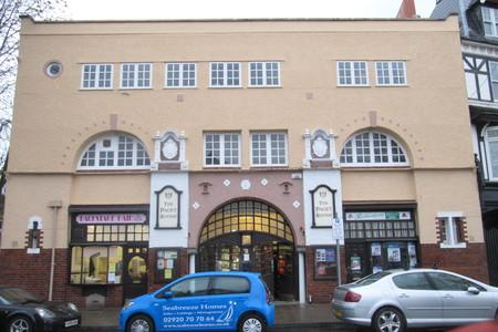 EVENT CINEMA: Penarth Town Council are currently considering showcasing Event Cinema at the Paget Rooms(7863220)