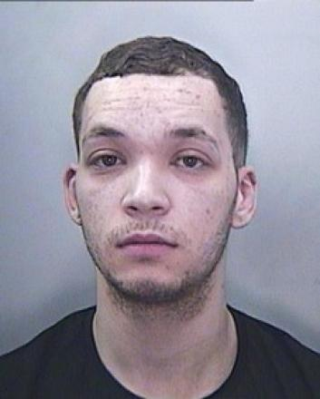POLICE APPEAL: Lewis Jason Richards is wanted in relation to an assault in Penarth on February 25 (5026072)