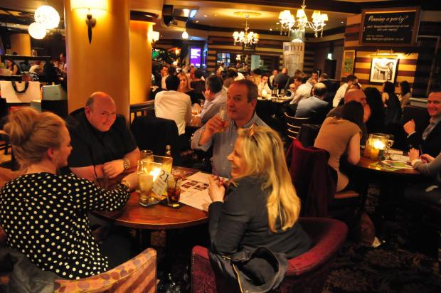 QUIZ NIGHT: More than140 people took part in a charity quiz  night in aid of Ty Hafan (4941703)