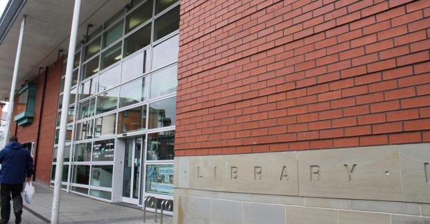 VIEWS SOUGHT: Staff are urging residents to make their views known on library services. (5894959)