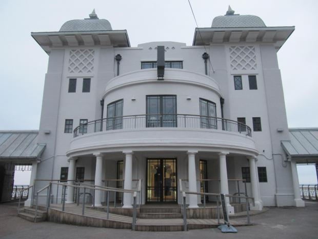 POPULAR: Penarth Pier Pavilion has recently enjoyed a £4.2million redevelopment (8709869)
