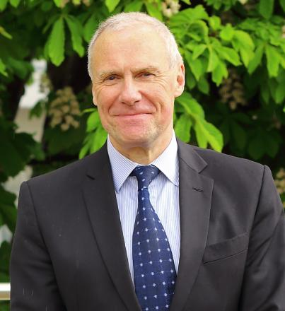 SCHOLARSHIPS: Mr Kenneth Underhill has been at Westbourne School as a teacher and head for 40 years