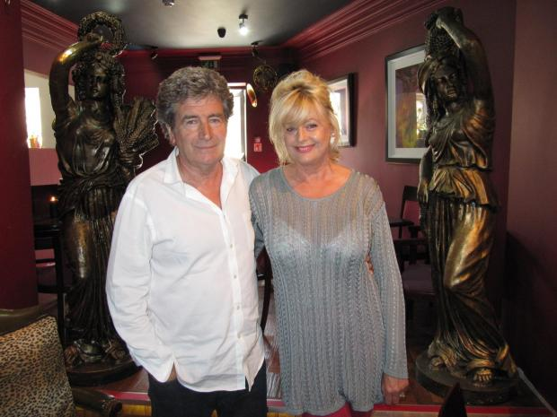 FRESH START: Ken and Janice Holland-Hannen are hoping to be granted planning permission to open their bistro (9916468)