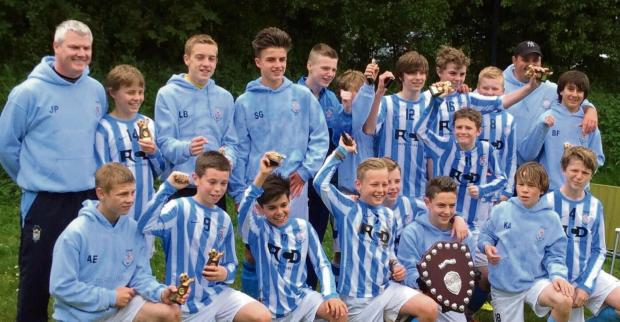 WINNING TEAM: Cogan Coronation u13s  (6549512)