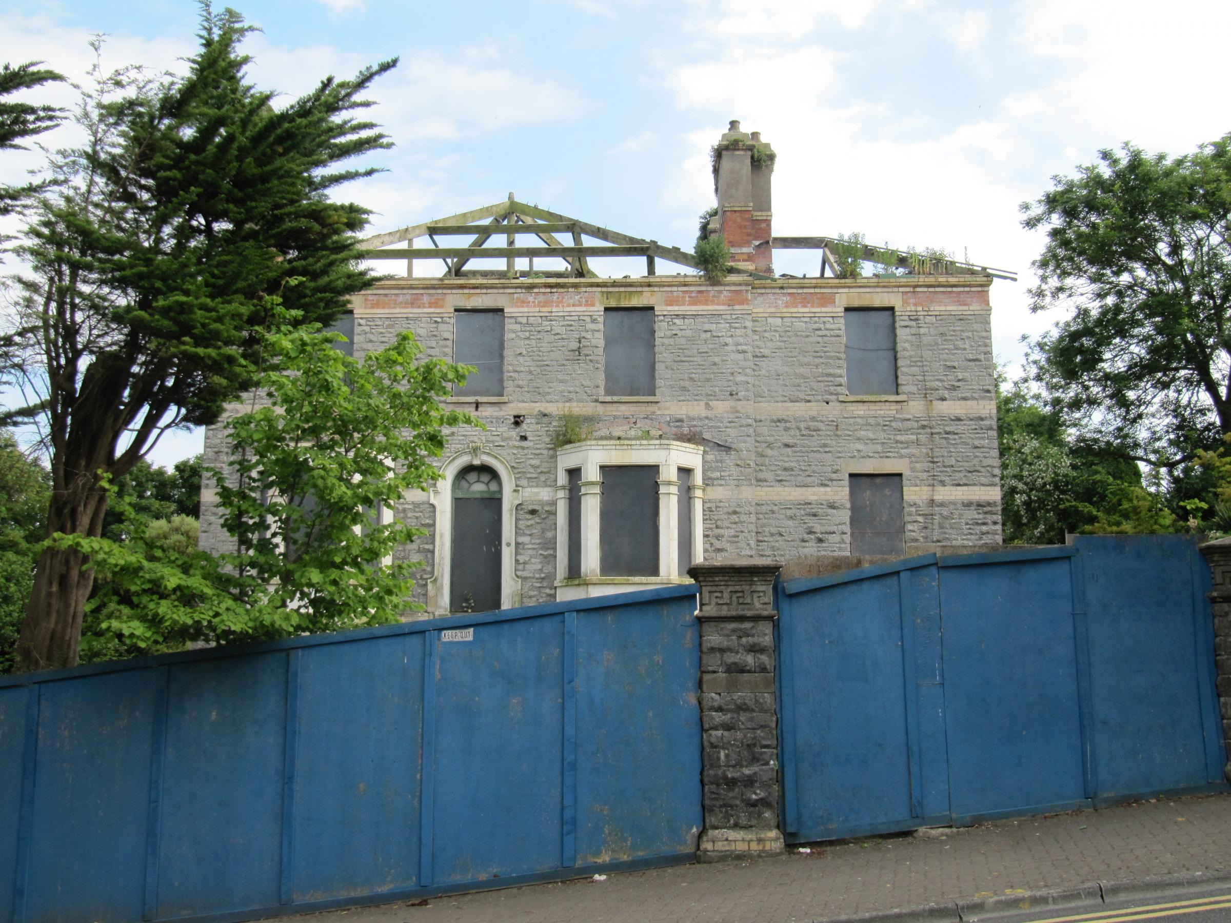 Owner of Penarth's iconic Normandy house fined for failing to carry out building work