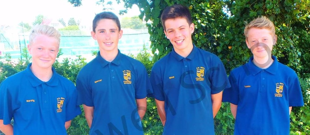 Stanwell tennis teams serve up success