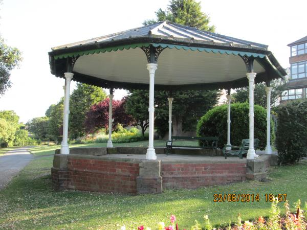 BAND STAND: Windsor Gardens is set to host Brass in the Park this weekend