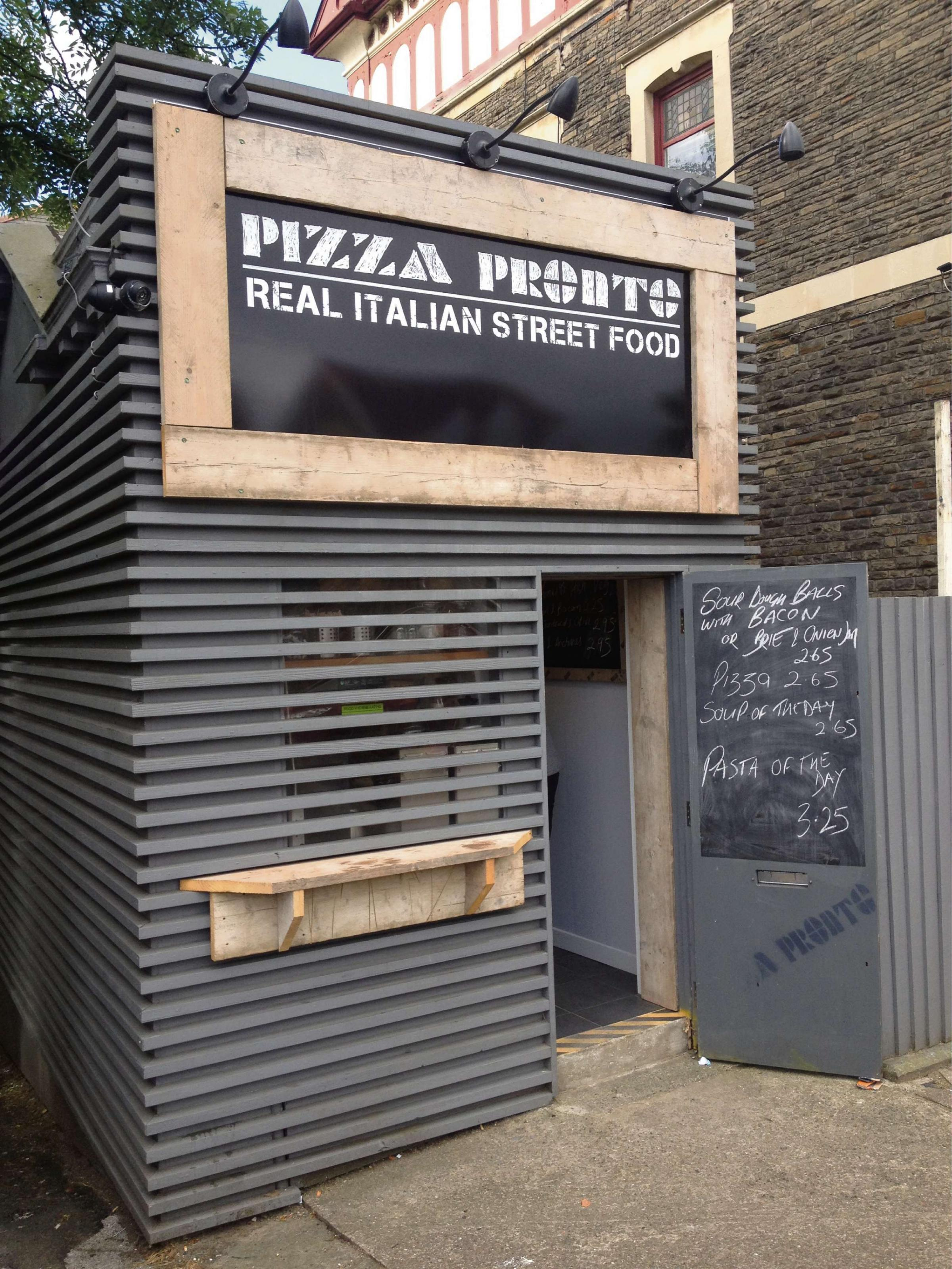 Councillors brand pizza outlet an 'eyesore' as owner appeals for support