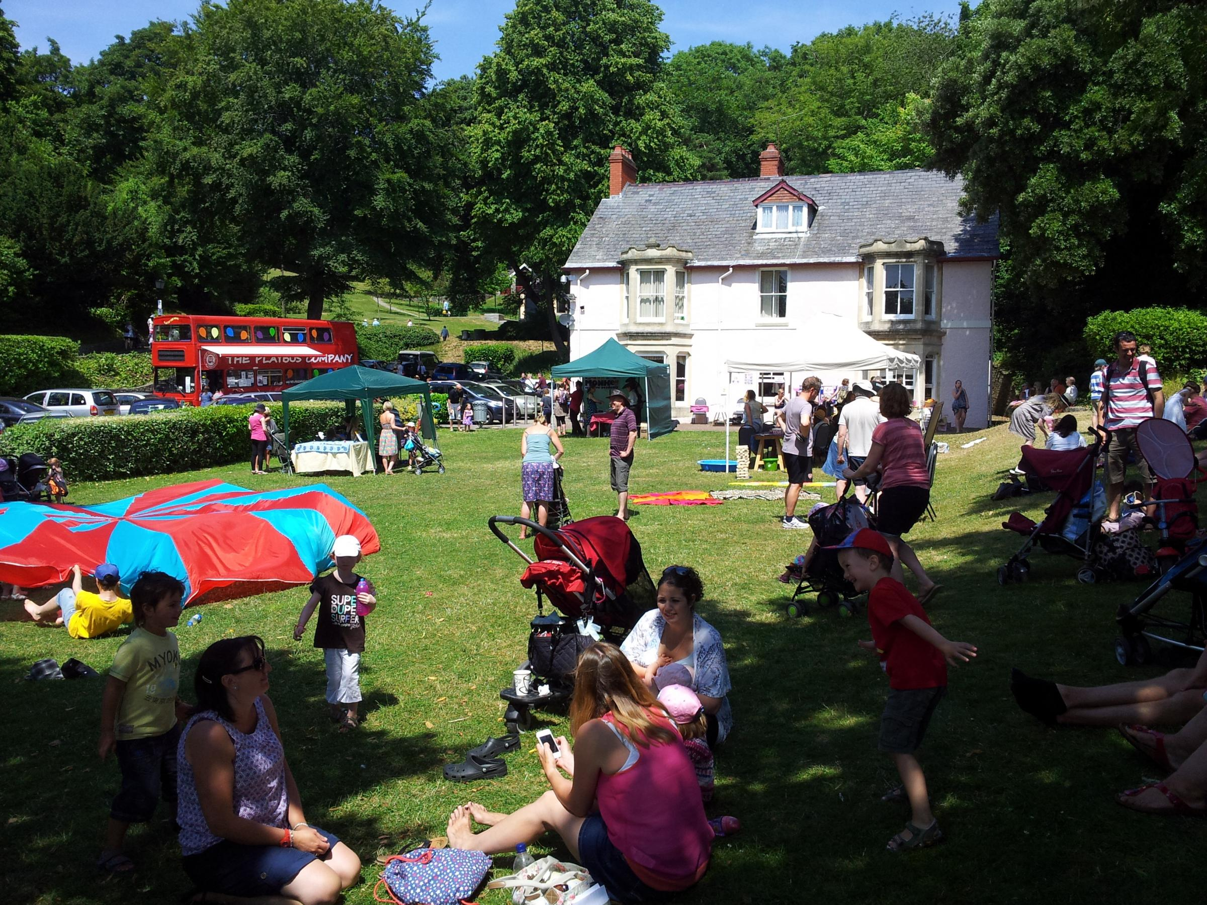 Fun-filled Children's Day set to be part of Penarth Summer Festival