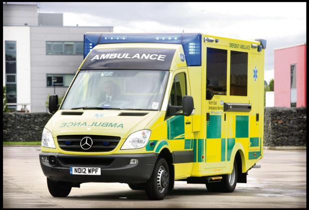 Ambulance service warns timewasters are putting lives at risk
