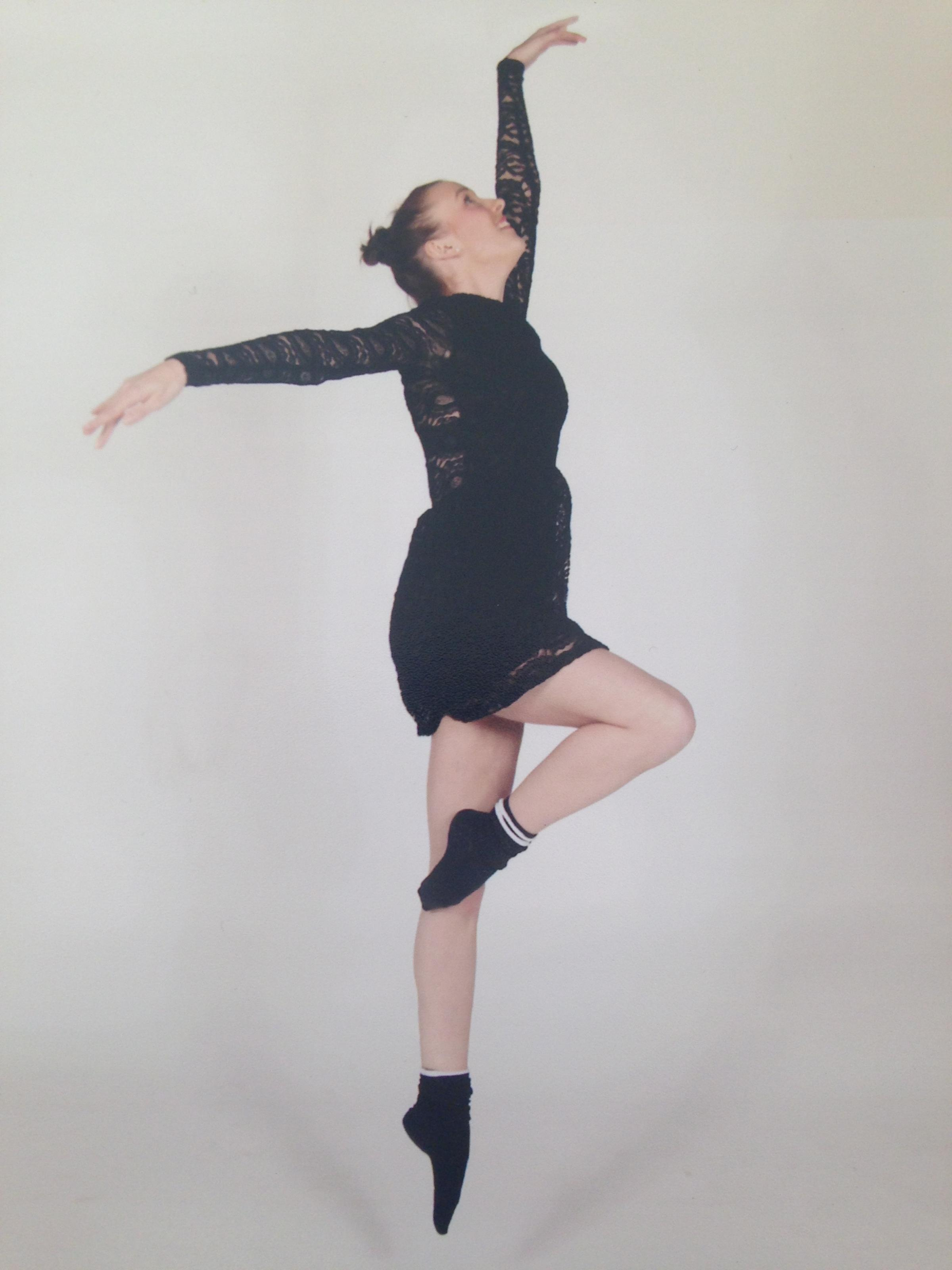 Penarth dancer selected for summer training course