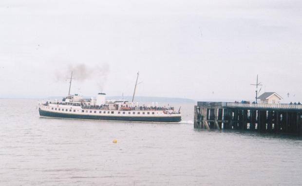 MUCH LOVED: Coastal cruise ship MV Balmoral