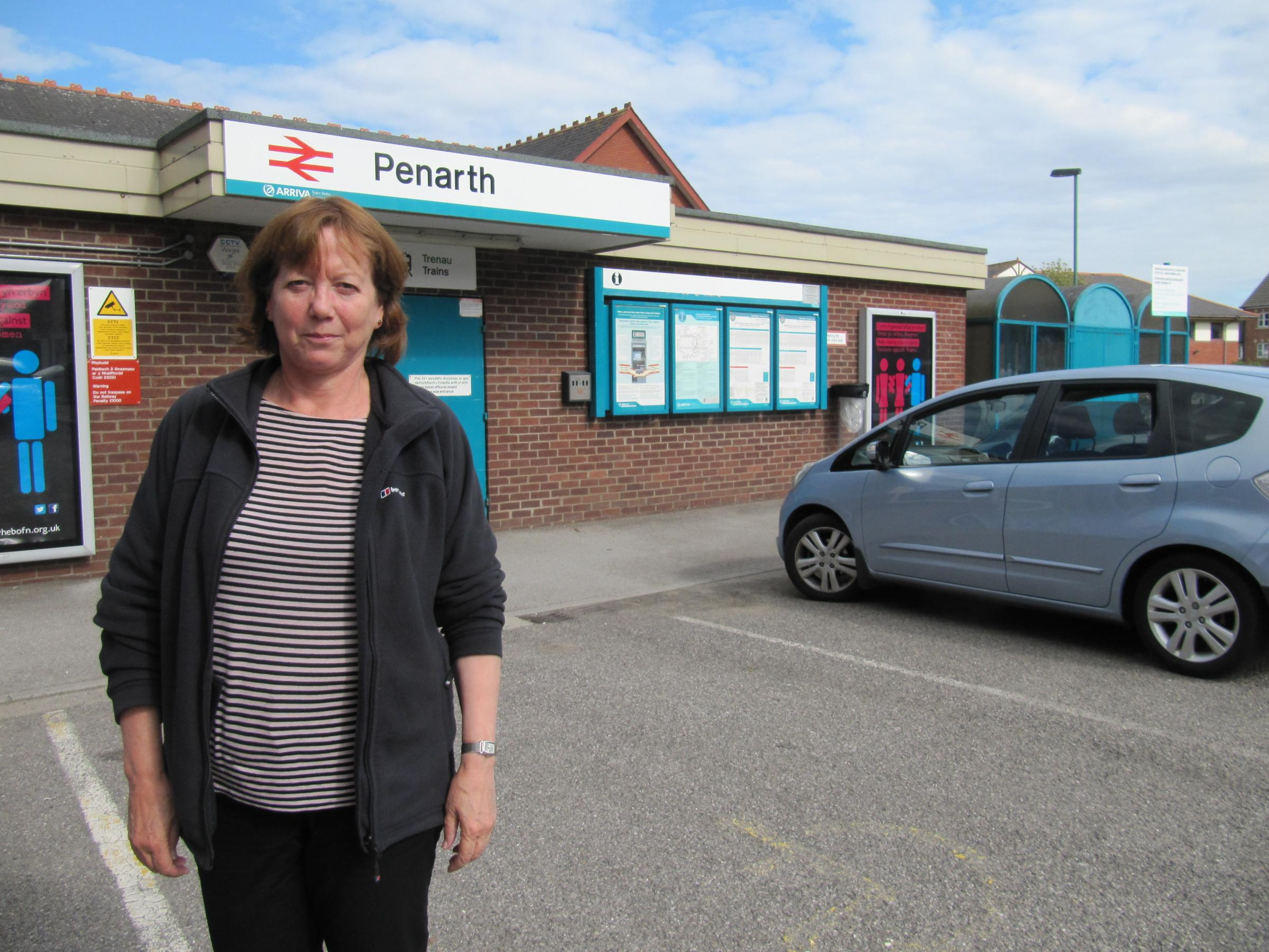 Could Penarth train station be on the move?