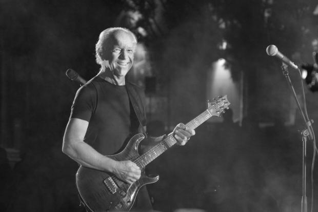 ROCKER: Martin Barre of Jethro Tull and The Martin Barre Band will perform in Cardiff