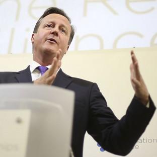 David Cameron will tell business leaders that the UK is 'one of the oldest and most successful single markets in
