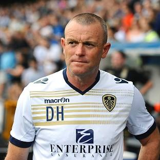 David Hockaday lasted just six games in charge at Leeds United