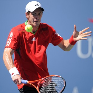 Murray has the wind in his sails