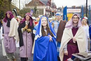 Penarth gets ready for Christmas lights switch on