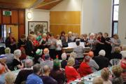 CHRISTMAS: The Singing to Pleasure Group entertained Sully U3A