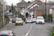Part of Penlan Road will be subject to the 20mph zone  (17129054)