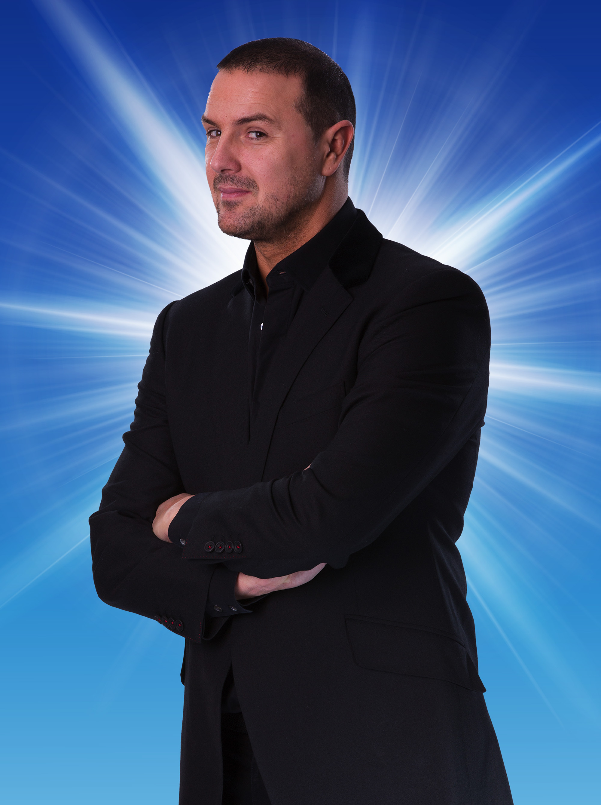 SUCCESS: Paddy McGuinness