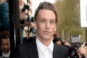 Jamie Campbell Bower admits singing nerves before musical role