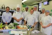 James Sommerin and the CAVC hospitality team (26523838)