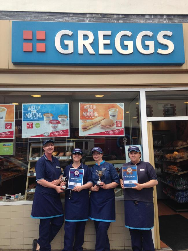 Local Branch Of Bakery Chain Named Best In South Wales Penarth Times