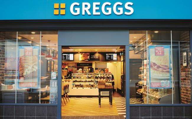 New Look Greggs Open For Business In Penarth Penarth Times