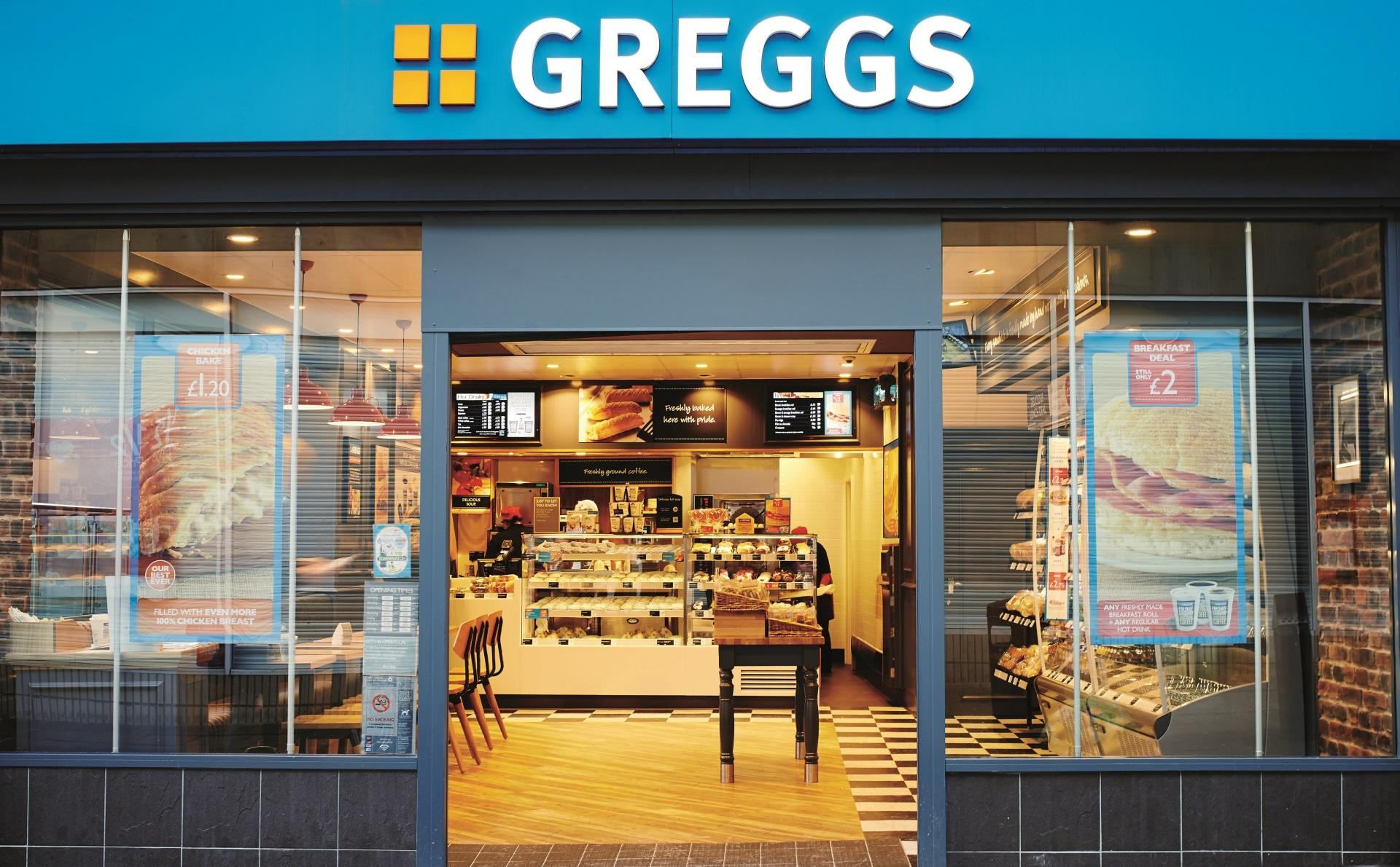 New Look Greggs Open For Business In Penarth Penarth Times