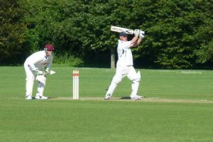 Dinas Powys Cricket Club 2nds and 3rds win as their 1st team are mauled in Monmouthshire