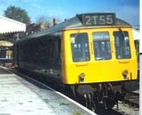 Saturday, May 8 1968  last day, Cadoxton Train at Penarth.