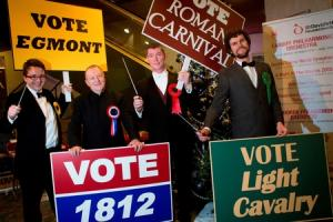 Win a pair of tickets to Cardiff Philharmonic Orchestra's Vote Overture