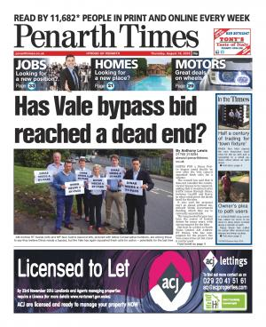 Penarth Times: Young mum left with broken eye socket after brutal Penarth street attack